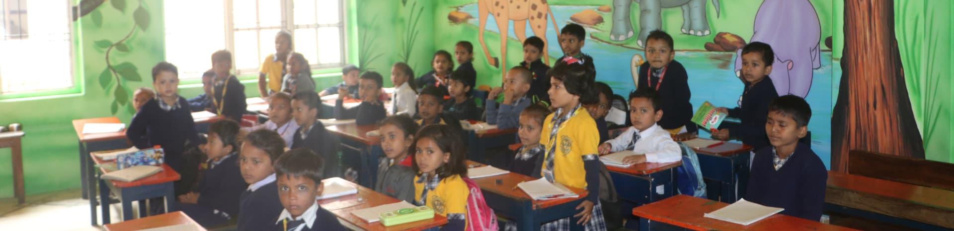 Monastic SEB School